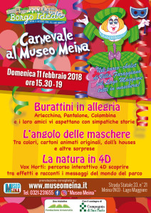 carnevale 2018 museo meina